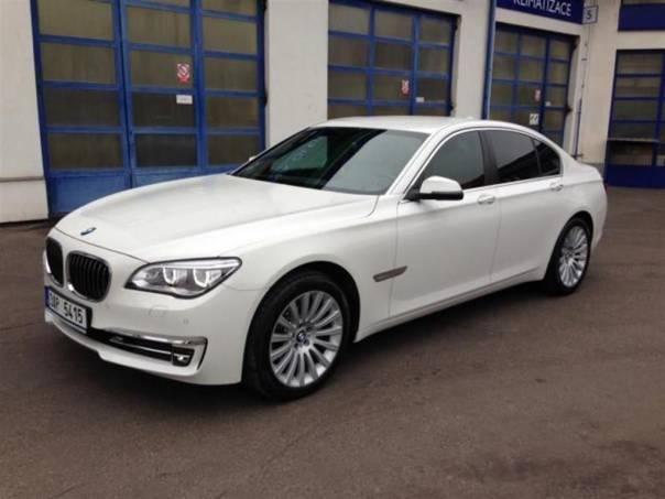 BMW Řada 7 730d xDrive Sedan, Facelift, LED světla, foto 1 Auto – moto , Automobily | spěcháto.cz - bazar, inzerce zdarma