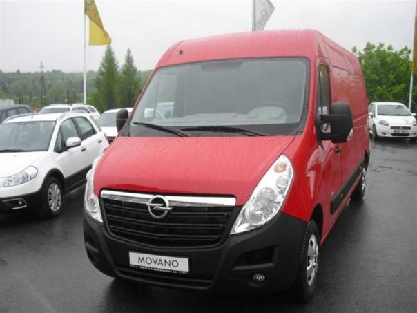 Opel Movano VAN L3H2 FWD 2,3 CDTi 125k, foto 1 Užitkové a nákladní vozy, Do 7,5 t | spěcháto.cz - bazar, inzerce zdarma