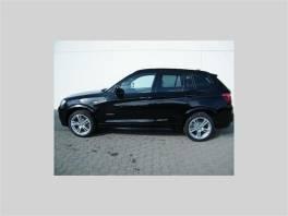 BMW X3 xDrive30d M-paket VELMI PĚKNÉ