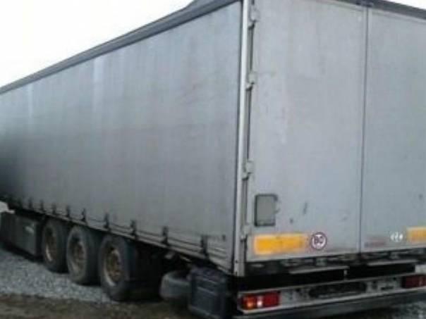 Kögel  30palet 3shrnovačka, foto 1 Užitkové a nákladní vozy, Přívěsy a návěsy | spěcháto.cz - bazar, inzerce zdarma