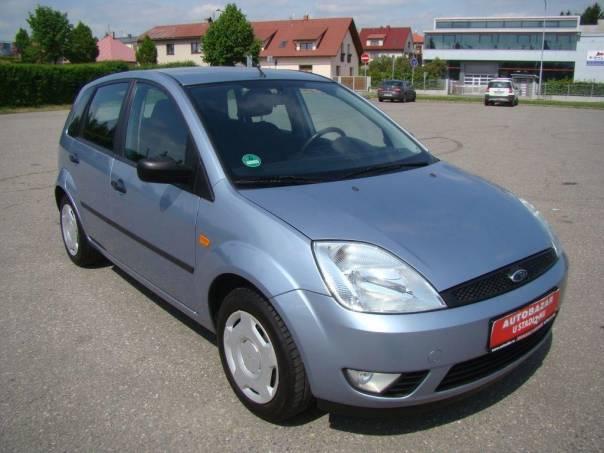 Ford Fiesta 1.4i  59 kW, klima, servisní knížka, foto 1 Auto – moto , Automobily   spěcháto.cz - bazar, inzerce zdarma