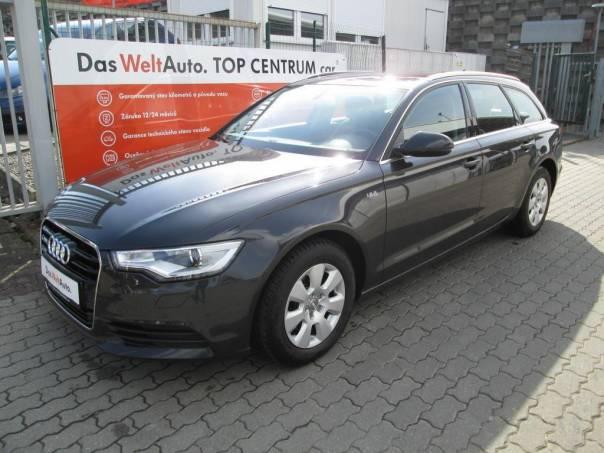 Audi A6 2,0 TDI (130kW/177k) Multitronic, foto 1 Auto – moto , Automobily | spěcháto.cz - bazar, inzerce zdarma