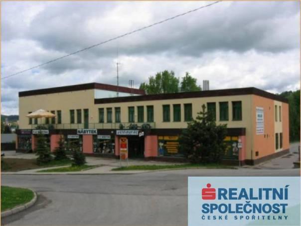 Pronájem kanceláře, Český Krumlov - Plešivec, foto 1 Reality, Kanceláře | spěcháto.cz - bazar, inzerce