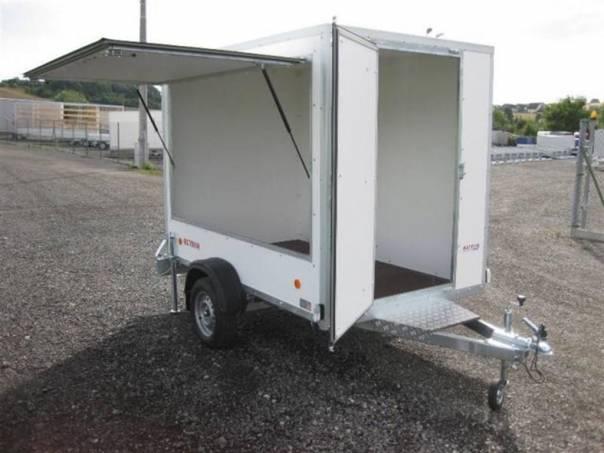 KIO 27 - prodejní stánek, foto 1 Užitkové a nákladní vozy, Přívěsy a návěsy | spěcháto.cz - bazar, inzerce zdarma