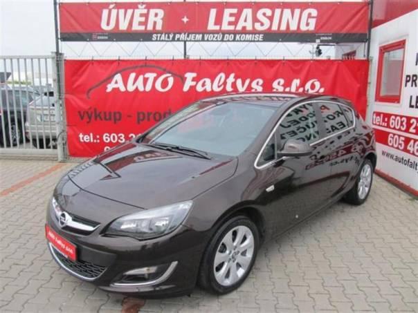 Opel Astra 1.4 TURBO AUTOMAT ČR.ZÁRUKA, foto 1 Auto – moto , Automobily | spěcháto.cz - bazar, inzerce zdarma