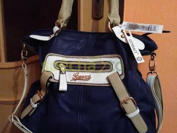 Kabelka Gussaci, foto 1 Móda a zdraví, Kabelky, tašky, zavazadla | spěcháto.cz - bazar, inzerce zdarma