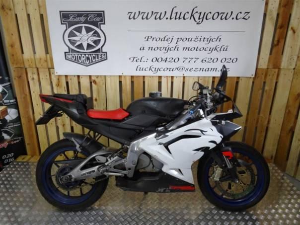 Aprilia RS RS 125 R, foto 1 Auto – moto , Motocykly a čtyřkolky | spěcháto.cz - bazar, inzerce zdarma
