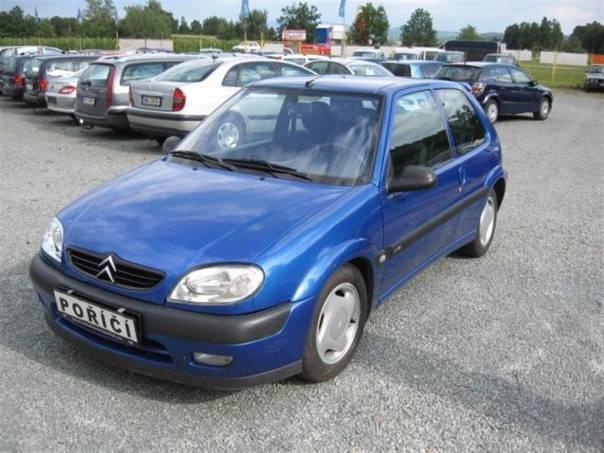 Citroën Saxo 1.4i VTS, foto 1 Auto – moto , Automobily | spěcháto.cz - bazar, inzerce zdarma