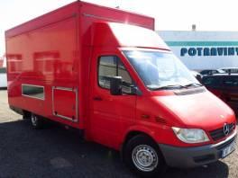 Mercedes-Benz Sprinter pojízdná prodejna , Užitkové a nákladní vozy, Do 7,5 t  | spěcháto.cz - bazar, inzerce zdarma