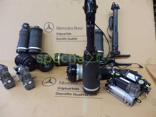 Prodám měch a tlumič na Mercedes-Benz E, ML, GL, R, S, foto 1 Náhradní díly a příslušenství, Osobní vozy | spěcháto.cz - bazar, inzerce zdarma