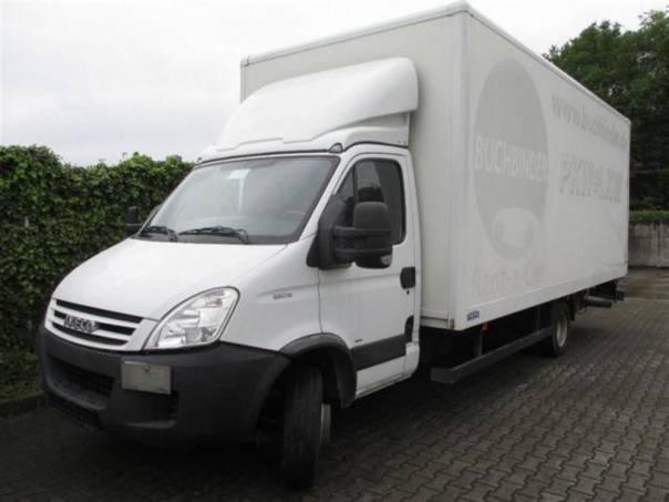Daily 65C18 skříň EURO 4, foto 1 Užitkové a nákladní vozy, Nad 7,5 t | spěcháto.cz - bazar, inzerce zdarma