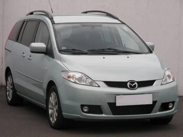 Mazda 5 2.0 CD, foto 1 Auto – moto , Automobily | spěcháto.cz - bazar, inzerce zdarma