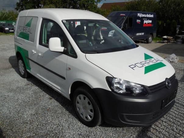 Volkswagen Caddy Life 5 míst, foto 1 Užitkové a nákladní vozy, Do 7,5 t | spěcháto.cz - bazar, inzerce zdarma