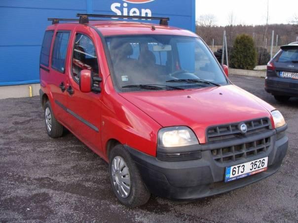 Fiat Dobló 1.9 D, foto 1 Auto – moto , Automobily | spěcháto.cz - bazar, inzerce zdarma