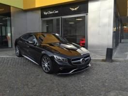 Mercedes-Benz Třída S Coupé 63 AMG 4M
