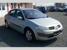 Renault Mégane 1.6 16V, serviska, Aut. Klima, ALU- Pneu  nové