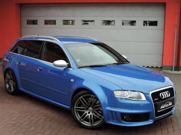 Audi RS4 V8 - 4.2FSi QUATTRO 420 PS , foto 1 Auto – moto , Automobily | spěcháto.cz - bazar, inzerce zdarma