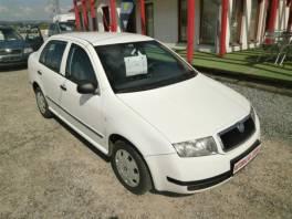 Škoda Fabia 1,4 sedan,koupCZ,servis,1.maj