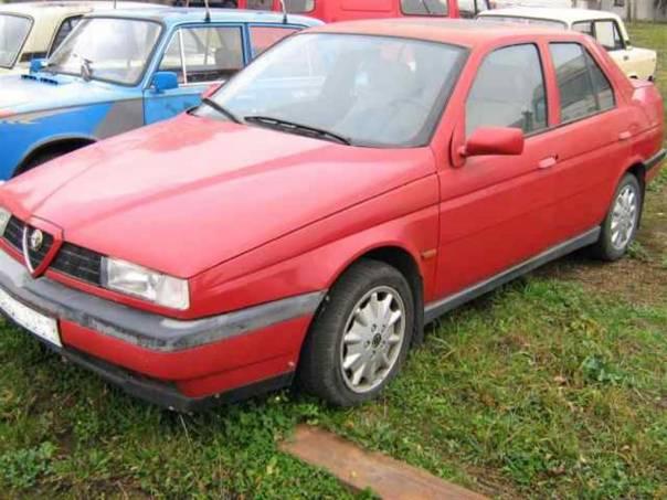 Alfa Romeo 155 2.5 TD, foto 1 Náhradní díly a příslušenství, Osobní vozy | spěcháto.cz - bazar, inzerce zdarma