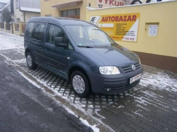 Volkswagen Caddy 1.9 TDI Life, foto 1 Auto – moto , Automobily   spěcháto.cz - bazar, inzerce zdarma