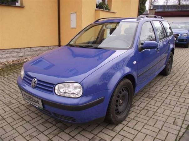 Volkswagen Golf 1,6i 16V  Variant  * 77 kW *, foto 1 Auto – moto , Automobily | spěcháto.cz - bazar, inzerce zdarma