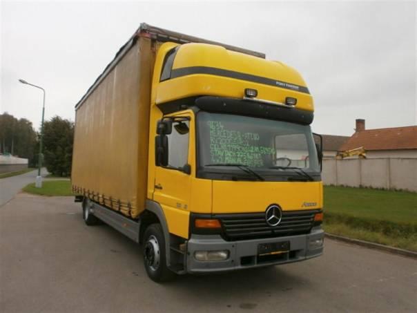 Atego (ID 9634), foto 1 Užitkové a nákladní vozy, Nad 7,5 t | spěcháto.cz - bazar, inzerce zdarma