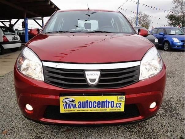 Dacia Sandero 1.5DCI - KLIMA - NOVÉ ROZVODY, foto 1 Auto – moto , Automobily | spěcháto.cz - bazar, inzerce zdarma