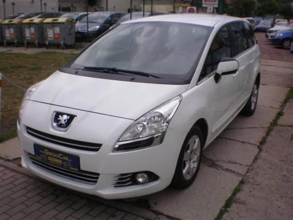 Peugeot 5008 1,6HDI*NAVIGACE.ALU*PARK.S., foto 1 Auto – moto , Automobily   spěcháto.cz - bazar, inzerce zdarma