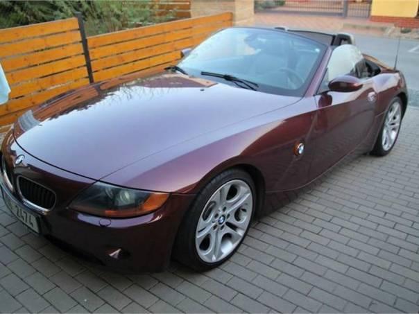 BMW Z4 2,5i 141kW, perfektní stav, foto 1 Auto – moto , Automobily | spěcháto.cz - bazar, inzerce zdarma