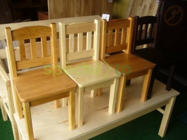 Levný dětský nábytek mořený, foto 1 Pro děti, Dětský nábytek | spěcháto.cz - bazar, inzerce zdarma