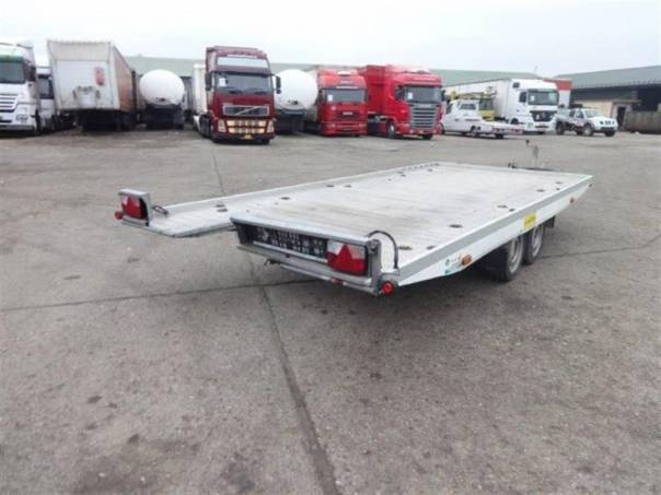 VEZEKO IMOLA II príves na prepravu vozidiel, foto 1 Užitkové a nákladní vozy, Přívěsy a návěsy | spěcháto.cz - bazar, inzerce zdarma