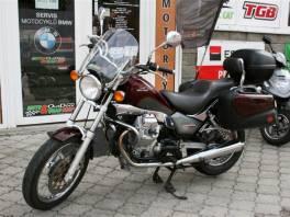 Moto Guzzi  Nevada 750 Club, 3x kufr, Servisní knížka , Auto – moto , Motocykly a čtyřkolky  | spěcháto.cz - bazar, inzerce zdarma