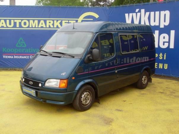Ford Transit 2.5 Td, foto 1 Auto – moto , Automobily | spěcháto.cz - bazar, inzerce zdarma