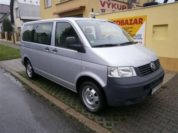 Volkswagen Caravelle T5 2,5 TDI 96KW NAVIGACE 9 MÍS, foto 1 Auto – moto , Automobily | spěcháto.cz - bazar, inzerce zdarma