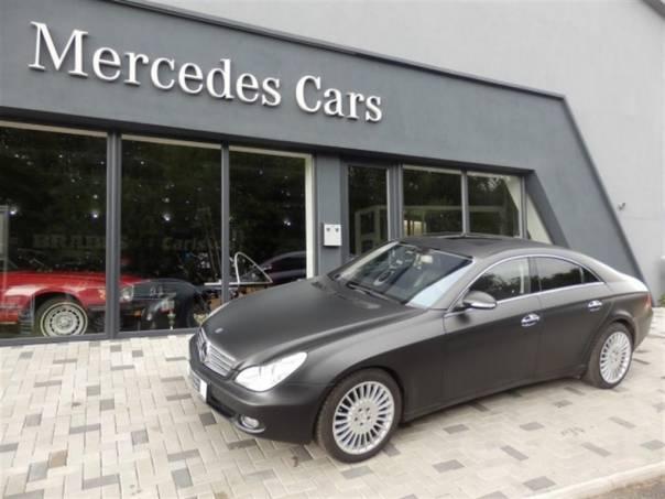 Mercedes-Benz Třída CLS 350 W219 benzín, foto 1 Auto – moto , Automobily | spěcháto.cz - bazar, inzerce zdarma