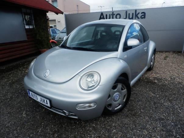 Volkswagen New Beetle 1.9TDi, 66Kw. KLIMA, foto 1 Auto – moto , Automobily | spěcháto.cz - bazar, inzerce zdarma