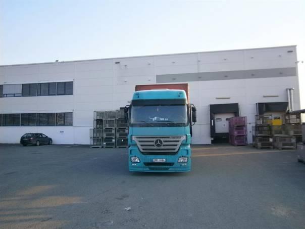 Mercedes-Benz Actros 2544 LnR, foto 1 Užitkové a nákladní vozy, Nad 7,5 t | spěcháto.cz - bazar, inzerce zdarma