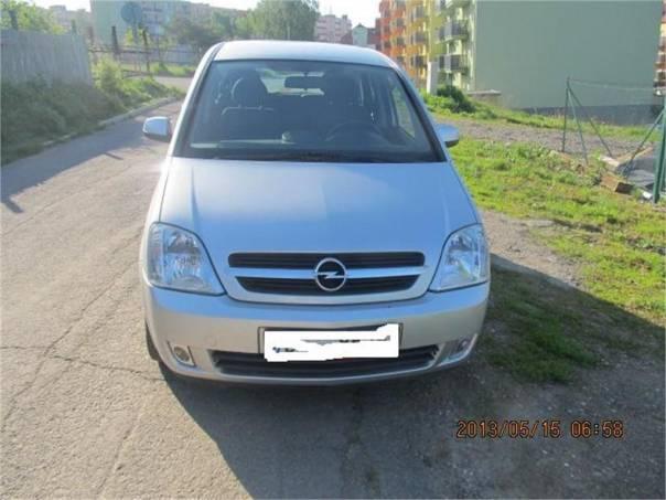 Opel Meriva 1,6 16V 74 KW TOP, KLIMA, ALU KOLA, foto 1 Auto – moto , Automobily | spěcháto.cz - bazar, inzerce zdarma