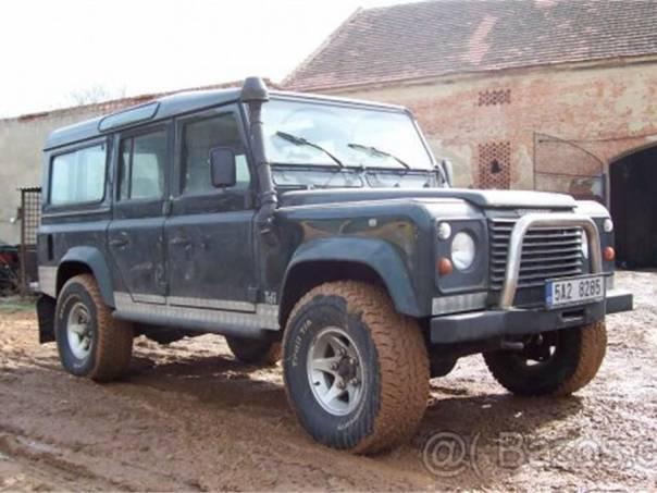 Land Rover Defender Land Rover Defender 110 rozprodám na díly, foto 1 Auto – moto , Náhradní díly a příslušenství   spěcháto.cz - bazar, inzerce zdarma