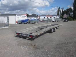 PAV 3,5T 8,00/1,95 , Užitkové a nákladní vozy, Přívěsy a návěsy  | spěcháto.cz - bazar, inzerce zdarma