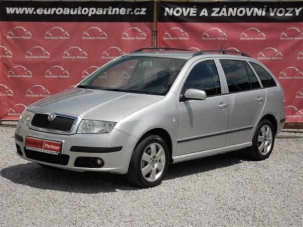 Škoda Fabia 1,4i 16V 74 kW Sport ESP Kombi, foto 1 Auto – moto , Automobily | spěcháto.cz - bazar, inzerce zdarma