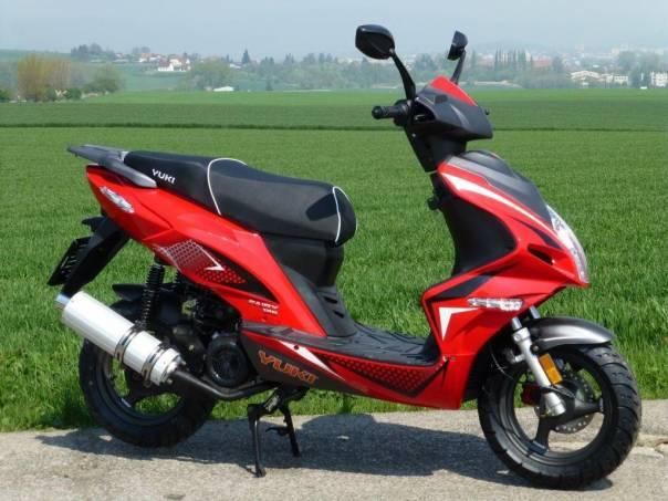 Yuki  , foto 1 Auto – moto , Motocykly a čtyřkolky | spěcháto.cz - bazar, inzerce zdarma