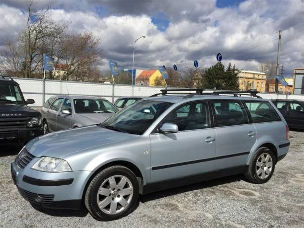 Volkswagen Passat 1.9 TDi 96kW 4Motion, foto 1 Auto – moto , Automobily | spěcháto.cz - bazar, inzerce zdarma