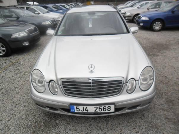 Mercedes-Benz Třída E E 280 CDI automat, foto 1 Auto – moto , Automobily | spěcháto.cz - bazar, inzerce zdarma
