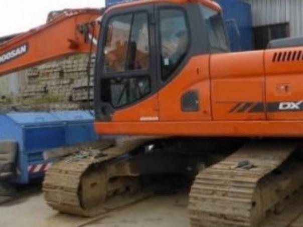 Doosan  , foto 1 Pracovní a zemědělské stroje, Pracovní stroje | spěcháto.cz - bazar, inzerce zdarma