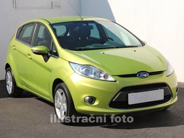 Ford Fiesta  1.6 TDCi, Serv.kniha, foto 1 Auto – moto , Automobily | spěcháto.cz - bazar, inzerce zdarma