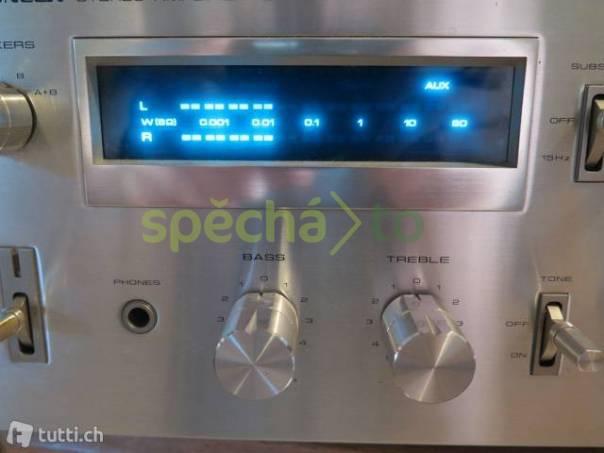 High endový zesilovač Pioneer SA 9800, foto 1 TV, audio, video, Hudební přehravače | spěcháto.cz - bazar, inzerce zdarma