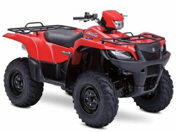 Suzuki Kingquad , foto 1 Auto – moto , Motocykly a čtyřkolky | spěcháto.cz - bazar, inzerce zdarma