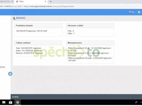 15b7bcb1c48 AppU Coin - přivýdělek nebo práce