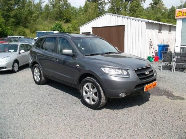 Hyundai Santa Fe 2.2CRDI 114KW,ČR,SERVISKA, foto 1 Auto – moto , Automobily | spěcháto.cz - bazar, inzerce zdarma